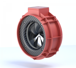 electric rim thruster ert600 silentdynamics