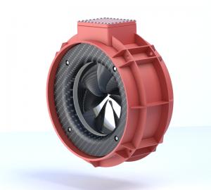 electric rim thruster ert600 silentdynamics
