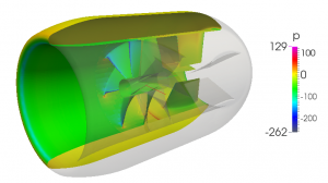 ducted propeller cfd simulation