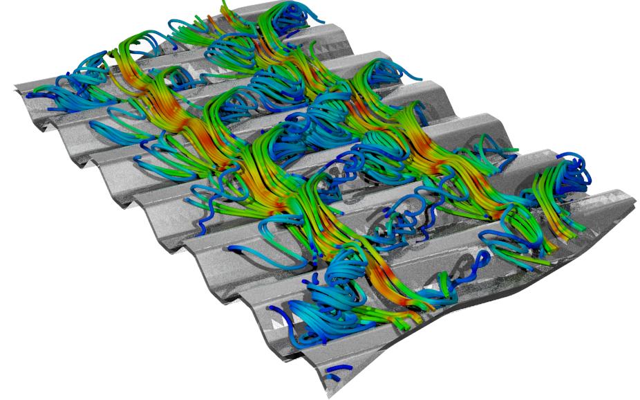 heat exchanger cfd simulation